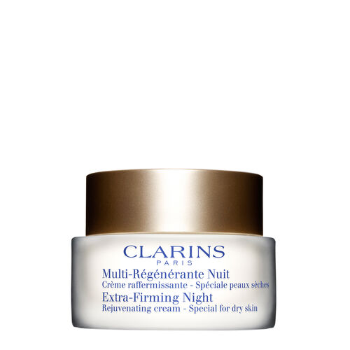 Extra-Firming Night Rejuvenating Cream - Special for Dry Skin