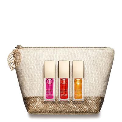 Holiday Lip Comfort Oil Lips Trio