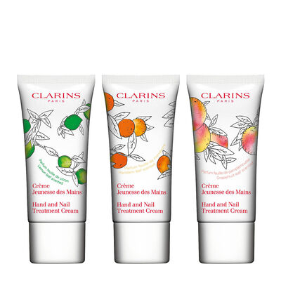 Hand and Nail Treatment Cream Trio