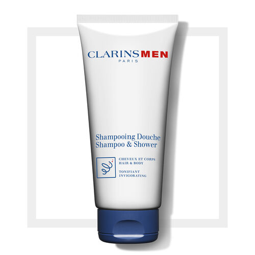 ClarinsMen Shampoo & Shower - Saleable