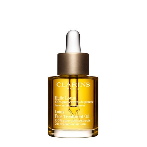 Lotus Face Treatment Oil - Combination/Oily Skin