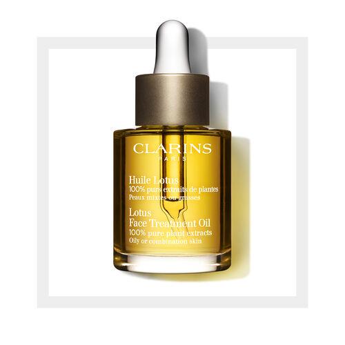 Lotus Oil – Combination to oily skin