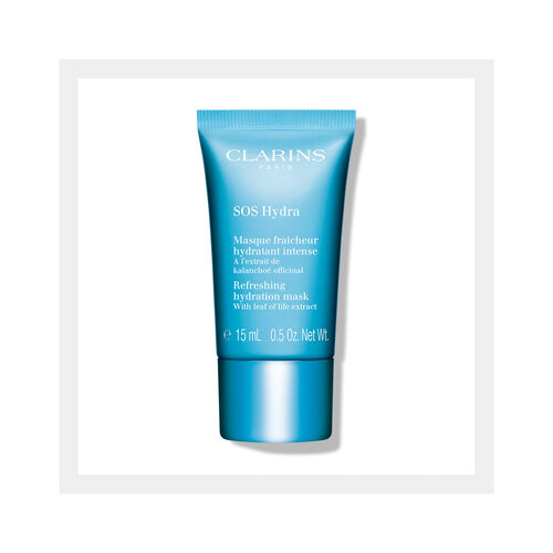 SOS Hydra Refreshing Hydration Mask travel-sized 15ml