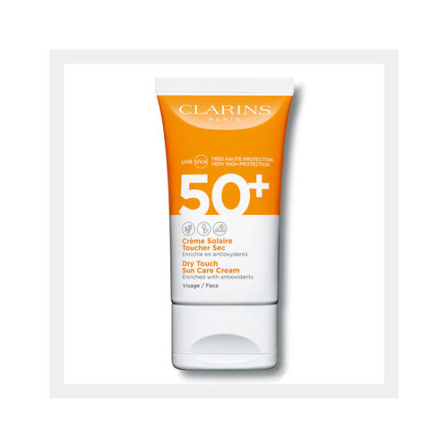 Sun Care Face Cream SPF50+