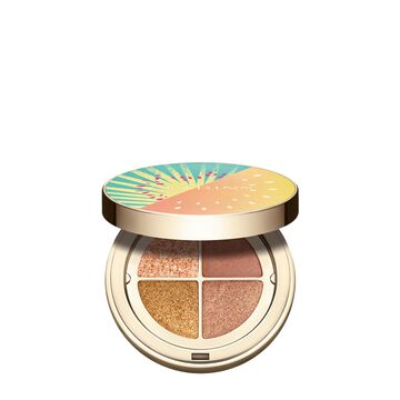 4-Colour Eyeshadow Palette Summer Collection