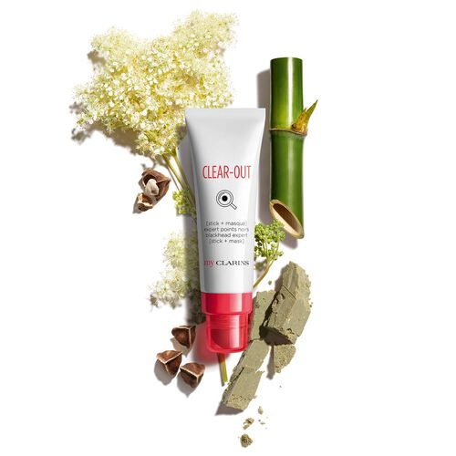 My Clarins CLEAR-OUT Blackhead Expert [Stick + Mask]