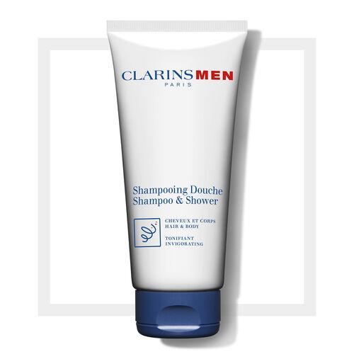 ClarinsMen Shampoo & Shower