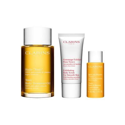Tonic Body Treatment Oil Set