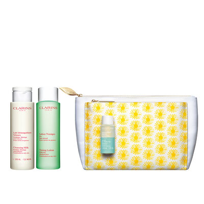 Cleansing Kit for Oily or Combination Skin