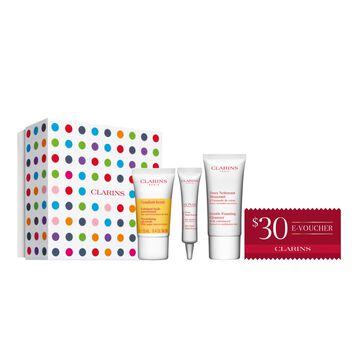 Clarins 11.11 Radiant Beauty Box