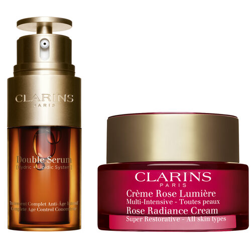 Double Serum & Rose Radiance Set