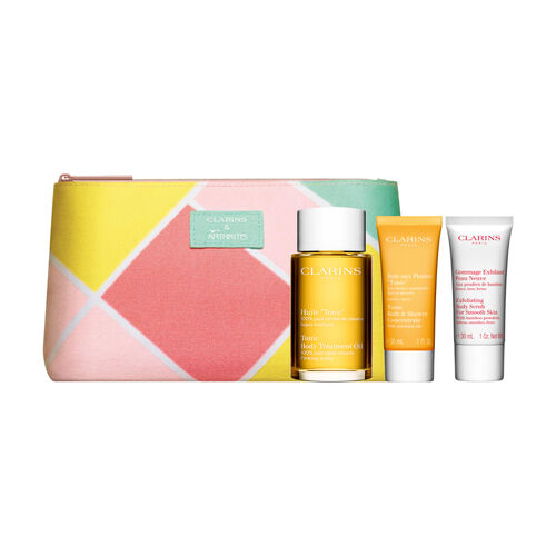 Tonic Body Treatment Oil Collection
