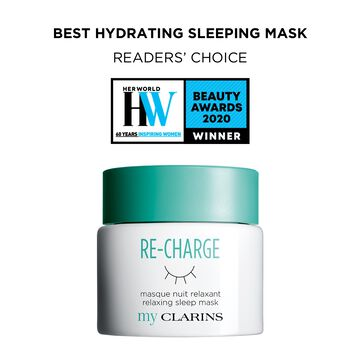 myCLARINS RE-CHARGE Relaxing Night Mask