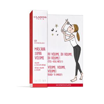 Supra Volume Mascara mini
