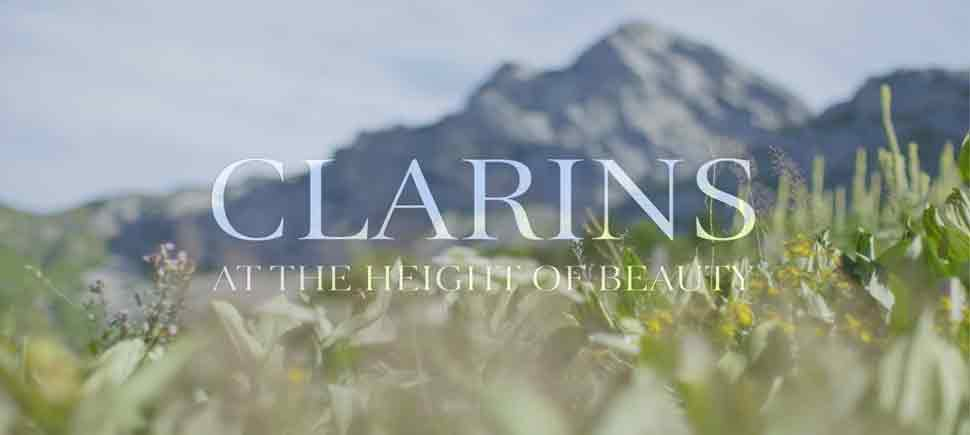 Domaine Clarins video