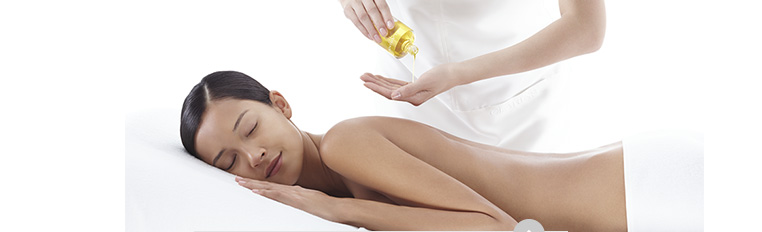 Clarins Treatment Oils can only be used on the face and body.