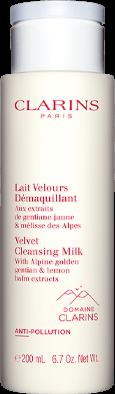 Velvet Cleansing Milk