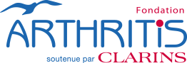 Arthritis Foundation supported by Clarins