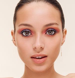 Example Eye Visual