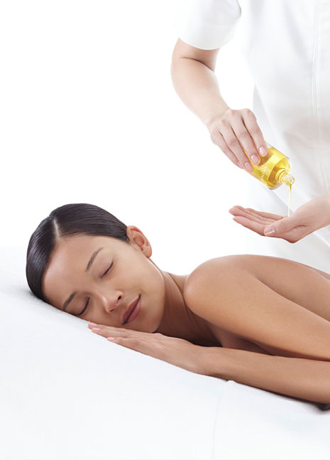 Rebalancing Massage with Essential Oils